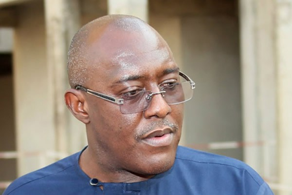 Spokesman of the Peoples Democratic Party, Olisa Metuh, has been sent to Kuje Prisons over the $2.1 billion arms scam. - metuh-eye-1